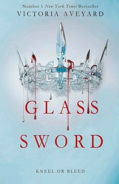 Glass Sword by Victoria Aveyard Ya Books, Book Club Books, Good Books, Books To Read, Modern Novel, Glass Sword, The Red Queen Series, Red Queen Victoria Aveyard, Book Sites