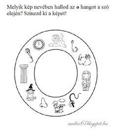 Játékos tanulás és kreativitás: Kisbetűkben képek a hangfelismerés gyakorlásához 2. Grammar, Symbols, Teacher, Letters, Education, Valentino, Professor, Icons, Letter
