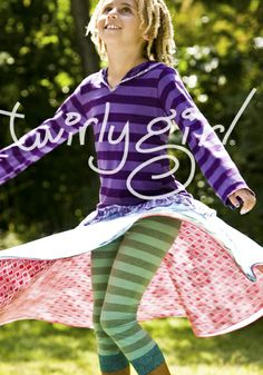Trendy girl fashion.  At TwirlyGirl, comfort is just as important as fashion.  After all, what good is it if it sits in the closet?