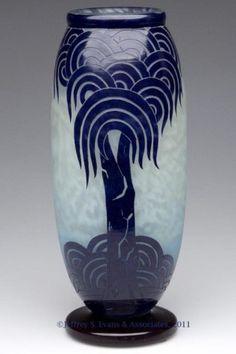 Resultado de imagen para Large Le Verre Francais vase