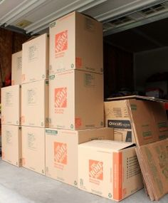A little pre-planning helps the move-in process go smoother