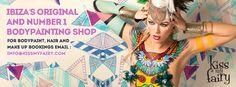 Ibiza, Bodypaint, Owl, Tribal, Art, Model
