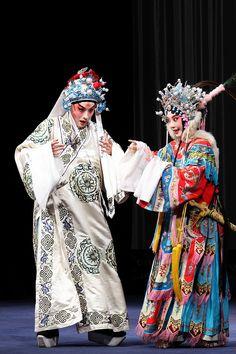 Chinese opera costume - Opera