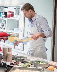 Weil man's einfach schmeckt, wenn die Pasta selbst gemacht ist. #cookyourlife Pasta, Fashion, Simple, Moda, Fashion Styles, Fashion Illustrations, Pasta Recipes, Pasta Dishes