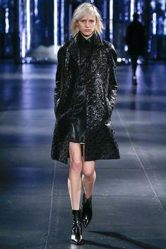 Saint Laurent Fall 2015 Menswear Fashion Show Collection