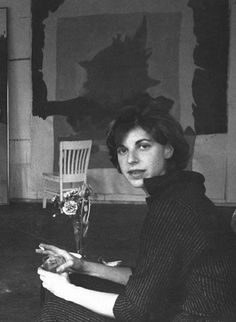 Helen Frankenthaler (Dec 12, 1928 – Dec 27, 2011) American Abstract Expressionist Painter. Major Contributor to History of Postwar American Painting. Began Exhibiting Large-Scale Paintings in Contemporary Museums & galleries early '50s. 2001 Awarded National Medal of Arts. http://galleristny.com/2011/12/morning-links