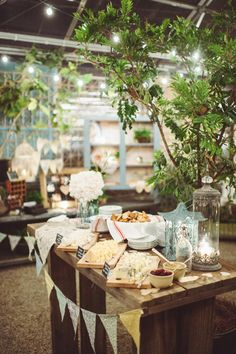 Photography By / paperantler.com, Coordination   Floral Design By / shopterrain.com