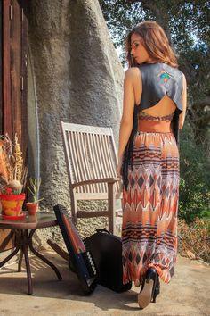 Wonderful 👘  #fallseason #travel #travelblogger #winter #styleinspo Boho Fashion, High Fashion, Fall Season, Bohemian Style, The Selection, Summer Dresses, Vintage, Winter, Travel