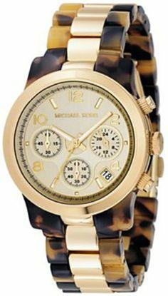 Michael Kors MK5138 - Reloj cronógrafo de cuarzo para mujer, correa de plástico multicolor (cronómetro): Amazon.es: Relojes.   196 €