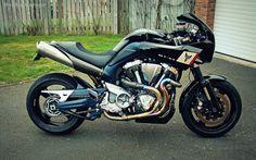 Tsuzumi MT-01 - Yamaha powered XV1600 V-twin