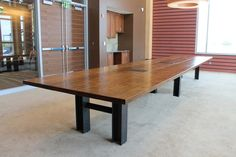 Best Tables Images On Pinterest Conference Table Mesas And - Conference room table tops