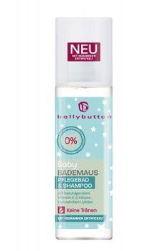 Pflegebad & Shampoo Bademaus