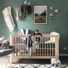 30 Never Boring Gender Neutral Nursery Themes – Millennial Mama