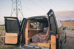 VW Caddy Camper Conversion - Imgur More
