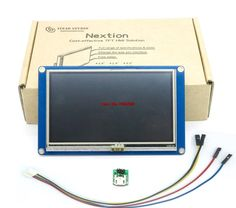 Nextion 4.3 ''HMI Painel de Toque de TFT LCD Display Module para Arduino Raspberry Pi ESP8266