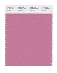 PANTONE SMART 16-1735X Color Swatch Card, Pink