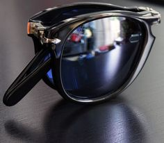 Iconic item of the day - Steve McQueen Persol 714