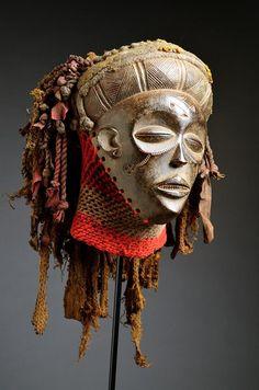 chokwe, lwena, mask, artenegro, african art, tribal, gallery, london