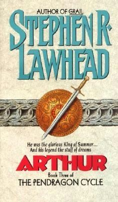 This entire series is a must read for fans of King Arthur. The first book in the series is Taliesin. Really good retelling of the Arthur cycle.