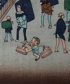 コミックナタリー - ドラえもんが江戸の町に、200枚限定の浮世絵