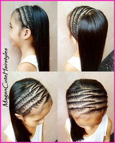 Zigzag Lace Braid Headband02 Little Girl Braids, Girls Braids, Little Girl Hairstyles, Braided Hairstyles, Cool Hairstyles, Pelo Princesa Disney, Corn Braids, Leelah, Lace Braid