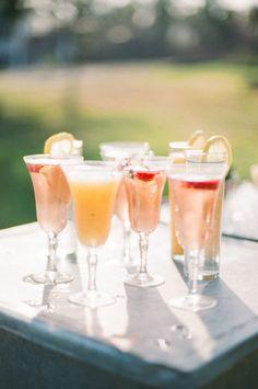 #Wedding cocktails