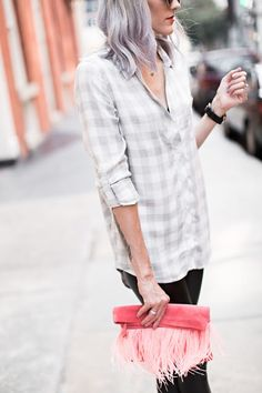 Streets of NYC Outfit | Leopard Loafers Blog