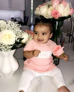 """Dream K. 176 Likes, 7 Comments - Queen T. (@love_taricaxo) on Instagram: """"D R E A M #cutie #adorbs #kardashianKids"""""""