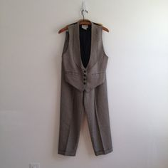 vintage ANNIE HALL banana republic safari by vintspiration on Etsy, $42.00