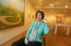 Jane Freilicher, 90, a Lyrical Painter of Long Island Landscapes, Is Dead - NYTimes.com