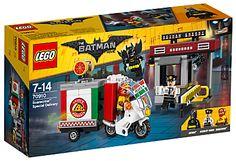 LEGO Batman Scarecrow Special Delivery 70910 - Lego Batman - Ideas of Lego Batman - Lego Batman Scarecrow Special Delivery 70910 Lego Batman Scarecrow, Lego Batman Movie, Scarecrow Batman, Batman Batman, Batman Stuff, Gotham City, Batman Film, Lego Dc Comics, Lego Marvel