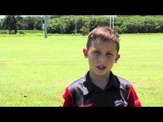 Redlynch Razorbacks Junior Rugby League Holden Home Ground Advantage Entry - YouTube