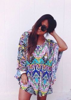 #summer #fashion / boho