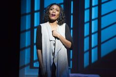 http://triangleartsandentertainment.org/wp-content/uploads/2017/03/BodyguardPHOTO0497r-DPAC2017.jpg - The Bodyguard Soars Higher than Whitney Houston's Notes at the Durham Performing Arts Center - Canadian R&B/pop singer/songwriter Deborah Cox stars in The Bodyguard (photo © Joan Marcus) From the moment The Bodyguard opens the curtains until the spellbinding finale, the smash 2012 West End musical demanded attention from the sell-out crowd at the Durham Performing Arts C