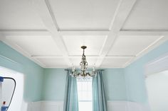 Apply basic carpentry techniques to primed boards and molding to add a formal, elegant touch to any room