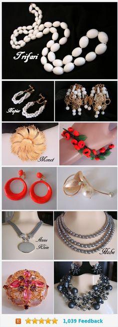 Specializing in Quality Vintage & Antique Jewelry by JoysShop https://www.etsy.com/shop/JoysShop