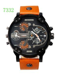 2015 New Diesel watches men luxury brand military sport watches for men quartz clock dz7332 relojes free shipping - Shop now on http://s.click.aliexpress.com/e/EynaEEqZZ