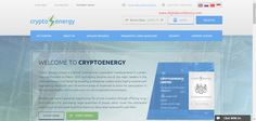 AboutCryptoEnergy.biz Crypto Energy Limited is a British multinational corporation headquartered in London that was founded on March 2017 and rapidly became one of the major leaders in the wholesale electricity market by boasting professional traders and a highly experienced engineering team with well-diversified areas of expertise to allow for participation in the business market within a safe
