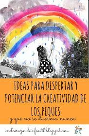 Corazón de profe: Entrenar la creatividad