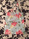 Cath Kidston Bag Tote Day Handbag Light Blue Pink Floral New NWT