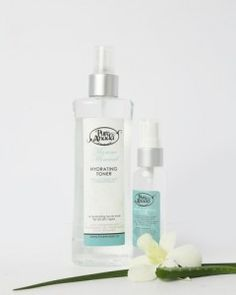 "Nourish your skin with sea minerals and nutrients! This properly pH balanced toner will close pores, adjust the pH of your skin, and remove any remaining cleanser.  It is a Pure Anada ""MUST HAVE"" product, since it is so versitile and almost essential for applying mineral foundation.   The hyaluronic acid in the formula helps to plump and hydrate skin cells, without leaving an oily residue."