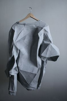 A Matter Of Style: DIY Fashion: Origami T-shirts