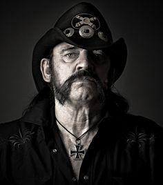 Lemmy | Musicians | Andy Gotts MBE