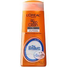 L'Oreal Paris Go 360 Clean Anti-Breakout Facial Cleanser