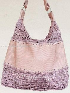 Check these beautiful Free Crochet Bag Patterns