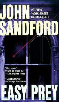 Easy Prey ** by John Sandford
