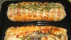 Rotolo di vitello farcito Serbian Recipes, Italian Recipes, Pasta Maker, Xmas Food, Roast Recipes, Food Menu, Antipasto, I Foods, Food Inspiration