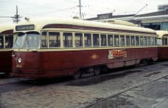 TTC  Toronto  ex KC  PCC  Streetcar