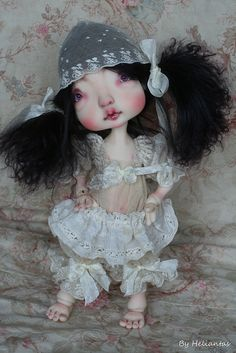 AntiK FabriKs by Heliantas: OOAK custom commission by heliantas, via Flickr
