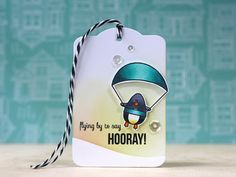 Create a Smile~Penguin Party
